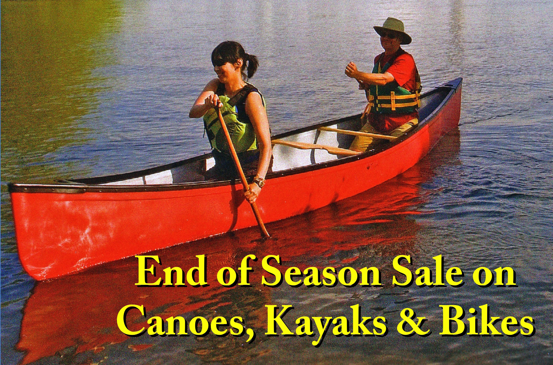 check our sale on used boats