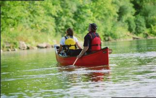 Grand Prospector Canoe