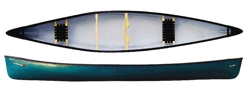 Green Kawartha Canoe