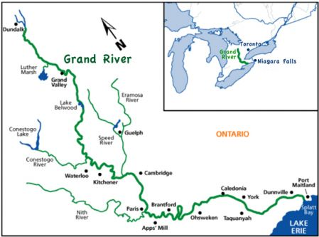 Grand River Flow >> Grand Experience Outdoor Adventure Company The Grand River